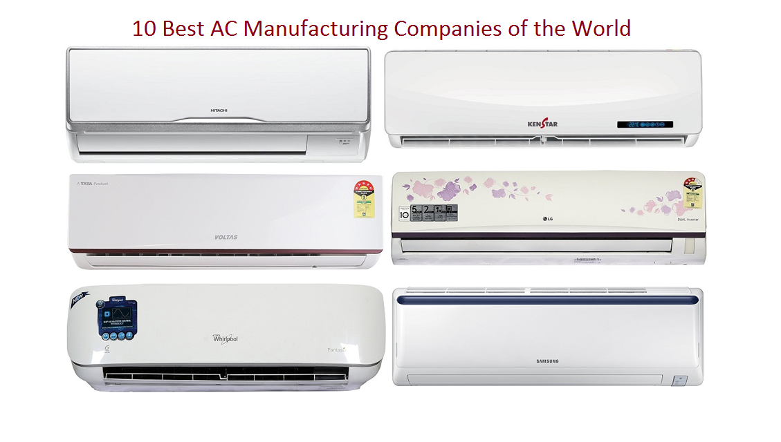 c82e00b46 10 Best AC Manufacturing Companies of the World